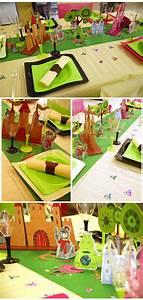 Décoration D Anniversaire : d coration de table d 39 anniversaire chevalier une ~ Dode.kayakingforconservation.com Idées de Décoration
