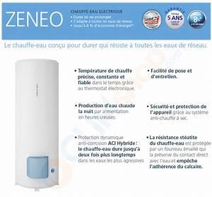 Atlantic Zeneo 300l : atlantic ballon ecs 300 litres zeneo aci hybride vertical ~ Edinachiropracticcenter.com Idées de Décoration
