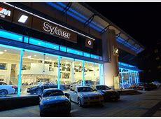 Sytner BMW New Car Sales Showroom Birmingham McDowall