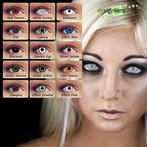 what stores sell colored contacts designlenses 169 and contact lenses