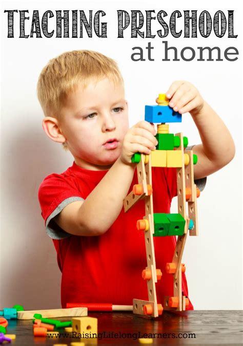 teaching preschool at home 892 | Teaching Preschool at Home TeachECE