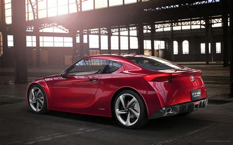 2011 Toyota Ft 86 Sports Concept 3 Wallpaper