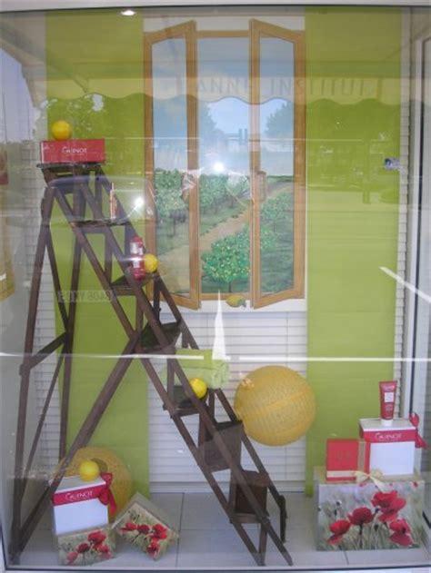 vitrine institut de beaut 233 conseil merchandising
