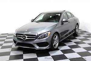 C300 Led Lights 2017 Used Mercedes Benz Certified C300 4matic Amg Sport