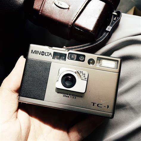 กล้องฟิล์มคอมแพค คงหนีไม่พ้นกล้องฟิล์มแบบคอมแพคที่มีความ ...