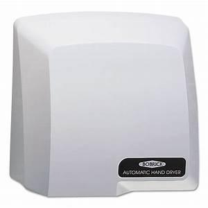 Bob710 Bobrick Compact Automatic Hand Dryer