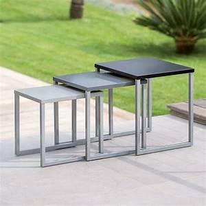 Table D Appoint Gigogne : table d 39 appoint gigogne ~ Teatrodelosmanantiales.com Idées de Décoration