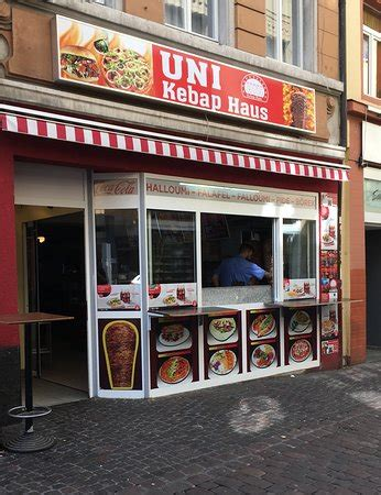 Uni Doner Kebap & Pizza, Freiburg Im Breisgau