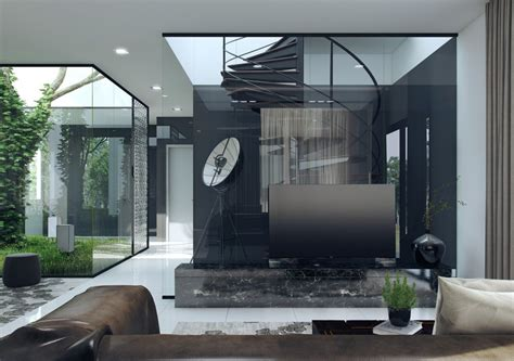 natural interior concepts  floor  ceiling windows