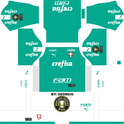 Dream League Soccer Kits: Palmeiras (Alternativo 2) 19/20 ...