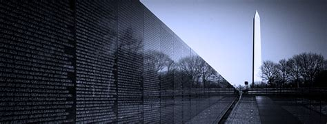 Vietnam Veterans Memorial Photo Collection Shows Faces of ...