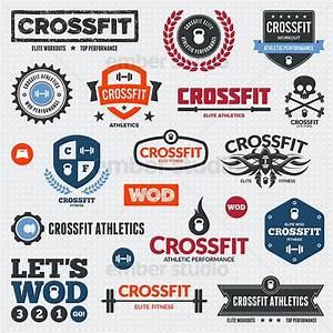 Crossfit athletics graphics   Crossfit logo, Fitness logo ...