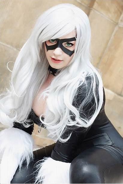 Cat Cosplay Marvel Kana Gifs Stalker Female