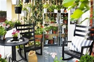 Lösungen Für Kleine Balkone : kleine balkone gestalten ~ Bigdaddyawards.com Haus und Dekorationen