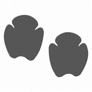 Rhino footprint icon - Transparent PNG & SVG vector