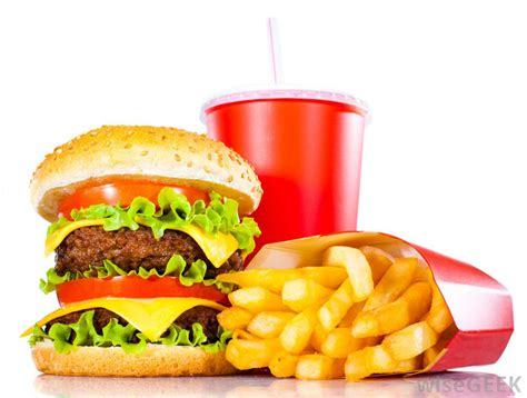 what are the different types of fast food advertising