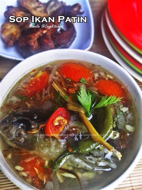 Kueh tae or kuih tair, malay language: Cozy Kitchen : Sop Ikan Patin