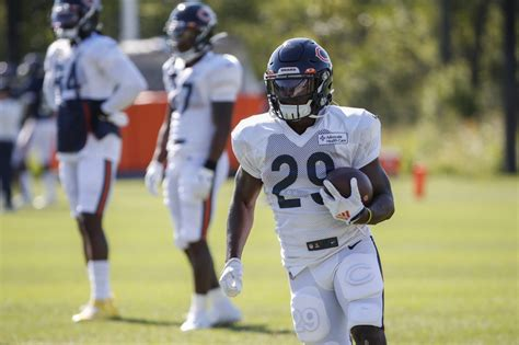 Bears, RB Cohen agree to 3-year extension - National ...
