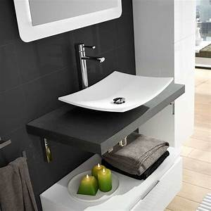 plan vasque de salle de bain de 60 a 100 cm versus With plan vasque salle de bain 100 cm