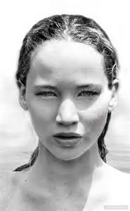 Jennifer Lawrence Early Modeling