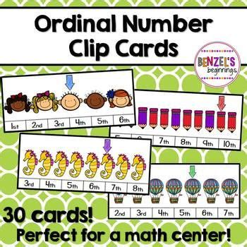 best 20 ordinal numbers ideas on pinterest about time