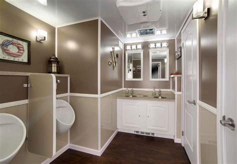 ft signature biffs  portable restrooms luxury