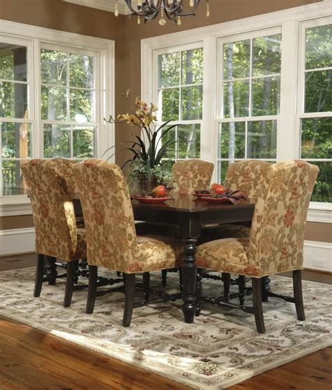 dining rooms   area rug