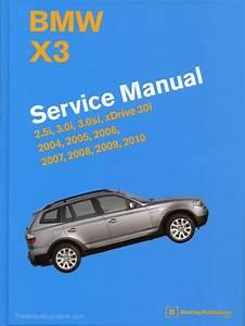 Bmw X3  E83  Service    Repair Manual  2004