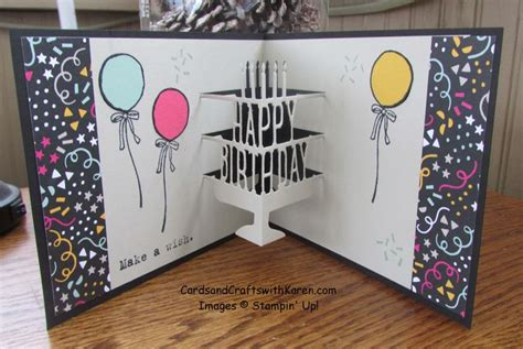 brothers birthday card featuring party pop