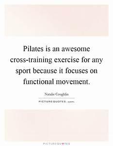 Cross Training ... Fitness Movement Quotes