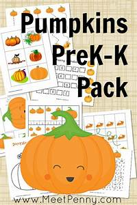 Free Pumpkins Prek