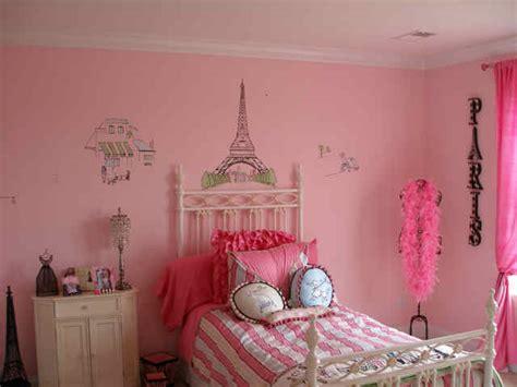 Paris Girls Room