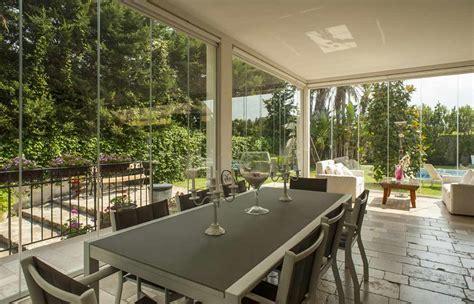 verande roma vetrate panoramiche per verande balconi e spazi esterni