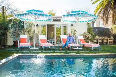 Gray Malin s Pool House Makeover Is Summertime Living at