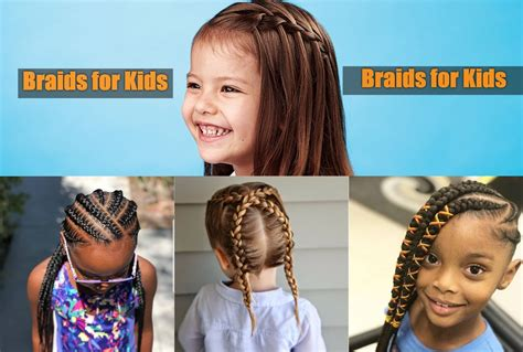 21 braids for kids to decorate your little princess s hairstyle haircuts hairstyles 2019