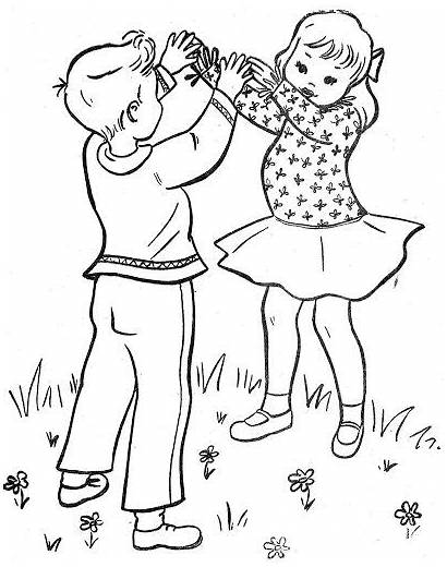 Outdoor Coloring Pages Fun Children Bonnie Albumes
