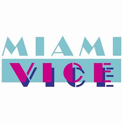 Miami Vice Transparent Vector Logos Svg Hulsroy