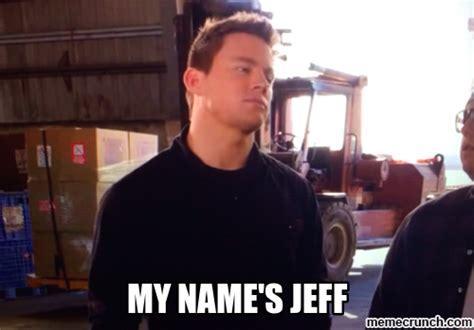 Jeff Meme - my reintroduction to the community