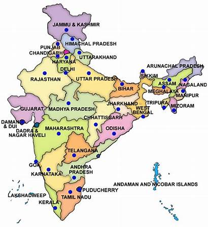 Map India State Pollution Wise Category Nic
