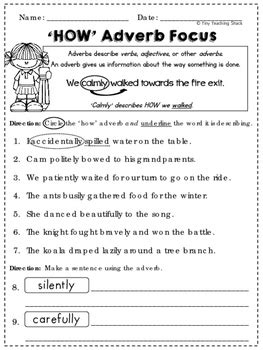 2nd grade language arts and grammar practice sheets freebie common or not
