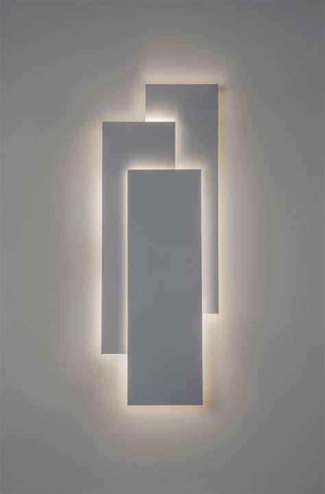 astro edge  rectangular architectural led plaster wall light  led warm liminaires