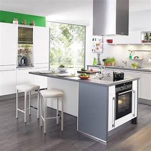 Ilot De Cuisine : 4 astuces pour bien choisir un lot de cuisine astuces d co ~ Teatrodelosmanantiales.com Idées de Décoration