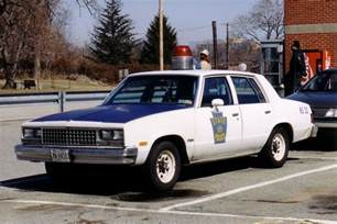 PA State Police New Car