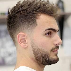 Dégradé Americain Court : d grad progressif coiffure homme ma coupe de cheveux ~ Melissatoandfro.com Idées de Décoration
