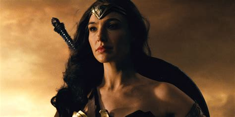Dceu Wonder Woman Has Her Father's Power  Screen Rant