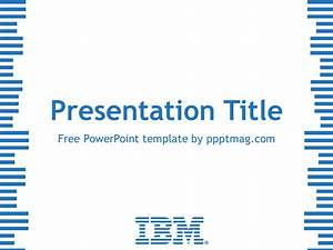 Free Ibm Powerpoint Template