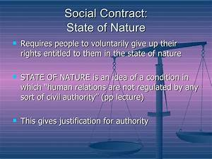 The Social Contract And Retributive Justice