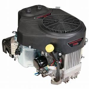 708cc 22 Hp V-twin Riding Mower Engine