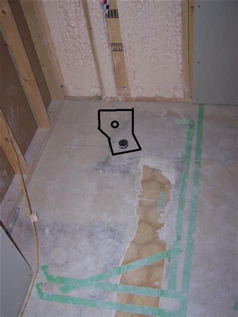 basement shower drain moving basement shower drain basement gallery 1498