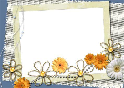 bellos marcos  fotografias primaverales en png